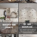 Inexpensive Diy Kitchen Remodeling Options Visual Ly