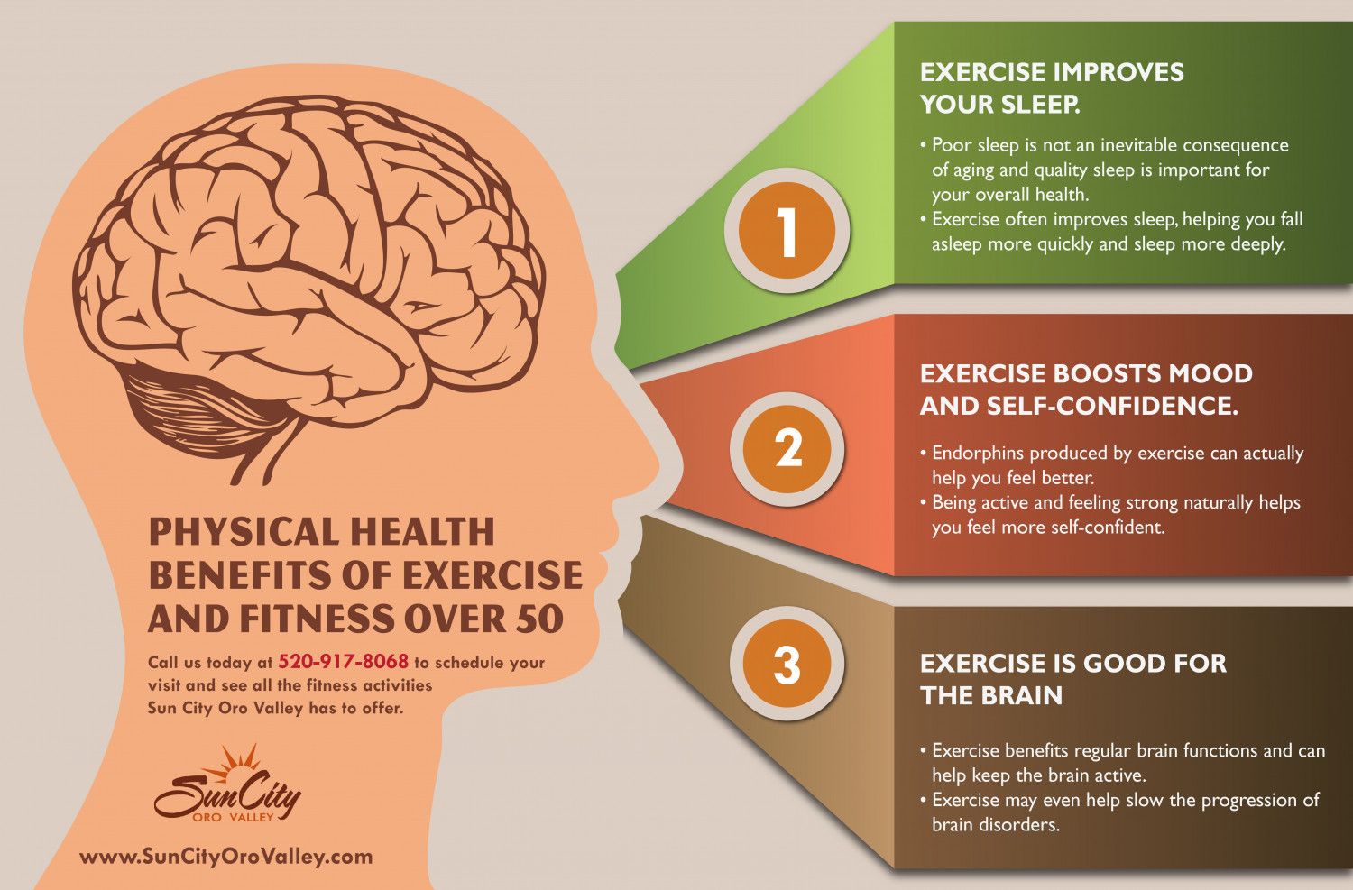 Mental Health Benefits Of Exercise And Fitness Over 50