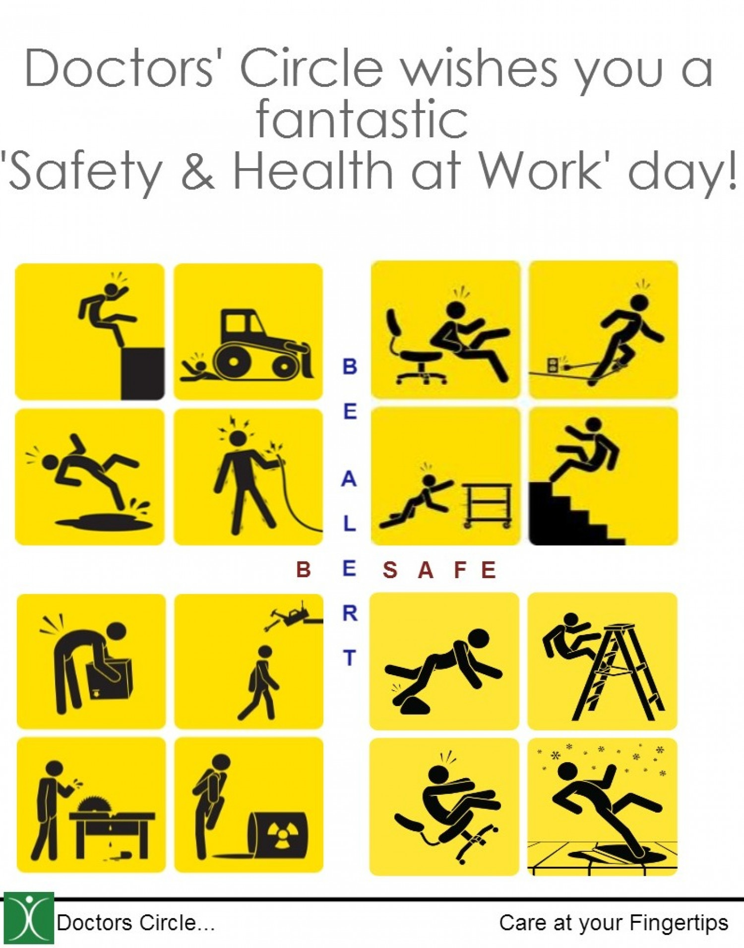 Safety And Health At Work Day