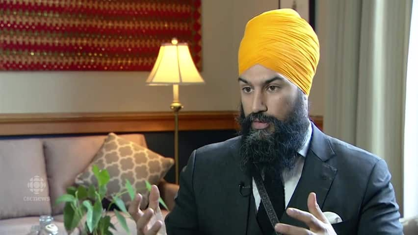 Image result for jagmeet singh photo