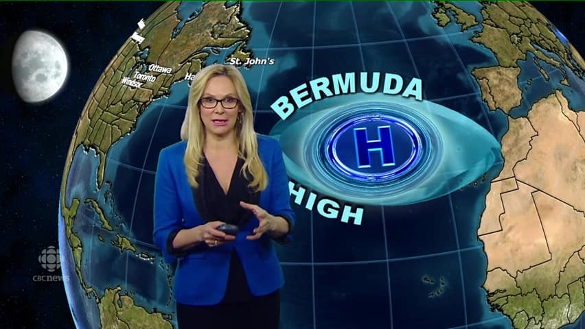 Meteorologist Colette Kennedy Explains What Whats Behind