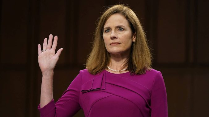 Republicans schedule vote to approve Amy Coney Barrett's nomination before  the Nov. 3 election | CBC News