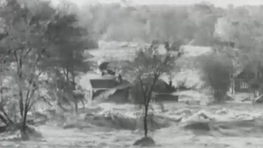 Hurricane Hazel Floods Toronto CBC Player