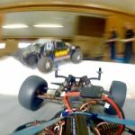 I Just Wanna Win Thrills And Spills At Indoor Rc Races Cbc News