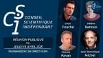 Réunion publique du Conseil scientifique indépendant (CSI) du 15/04/2021