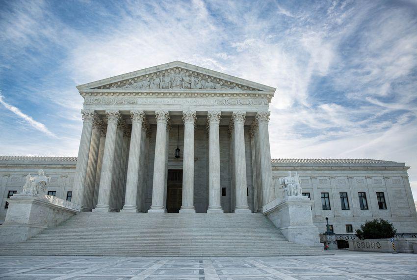 The U.S. Supreme Court in Washington, D.C., on June 7, 2017.