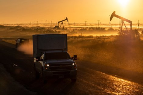 west texas pumpjacks