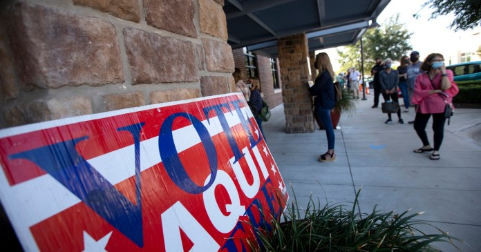 Here's how Texas elections would change, and become more restrictive, under the bill Texas Republicans are pushing
