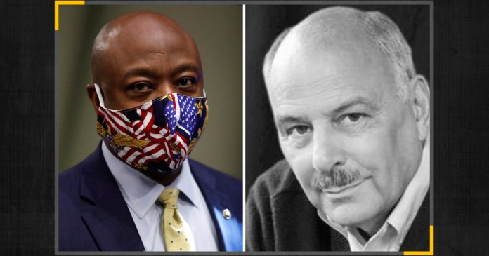 """Local Texas Democratic party declines to accept resignation of chair who called U.S. Sen Tim Scott an """"oreo"""""""