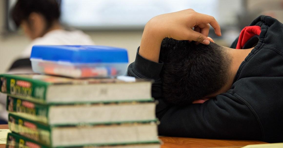 STAAR testing adds pressure to final weeks as frantic Texas school year nears end