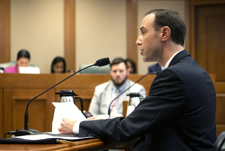 Texas Secretary of State David Whitley, appointed by Gov. Greg Abbott, still must clear the Senate Committee on Nominations and a two-thirds vote in the full Texas Senate.