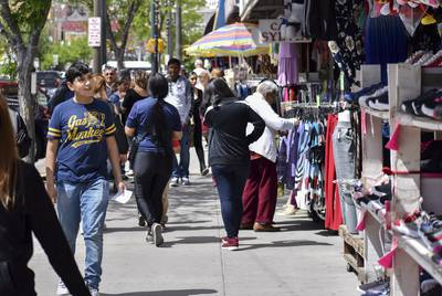 El Paso merchants are concerned about sales during Holy Week.