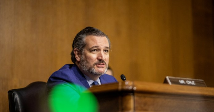 Ted Cruz changes course and votes to support bill to address hate crimes against Asian Americans