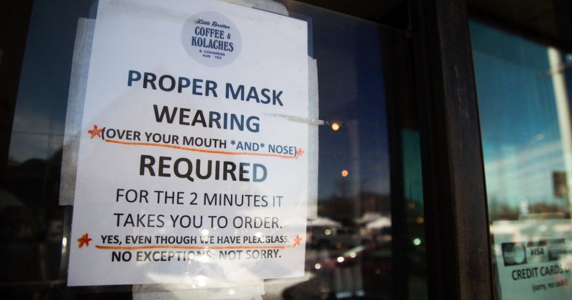 Austin and Travis County officials can keep enforcing local mask mandate for now, judge says