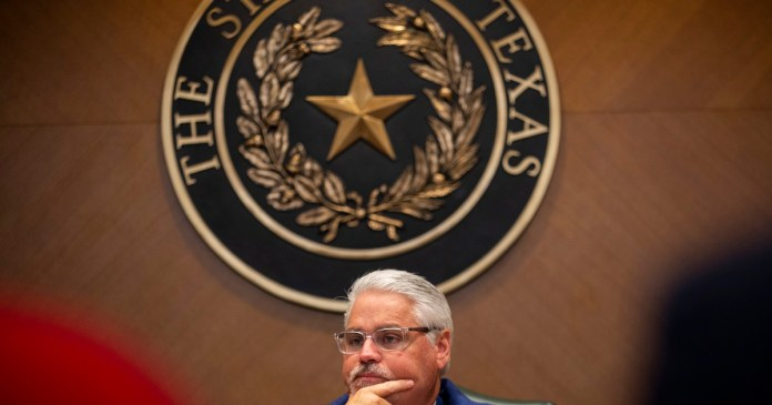 State Rep. Dan Huberty arrested for DWI after accident Friday night