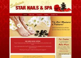 Sabrinastarnails Com At Wi Sabrina Star Nails Spa Nail Salon Waxing Allen Tx 75013