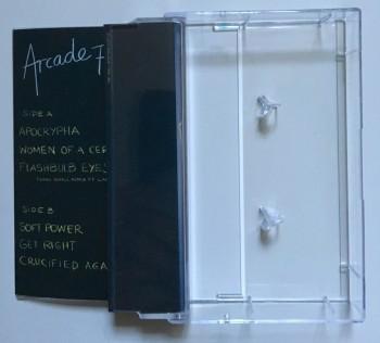 The Reflektor Tapes cassette case