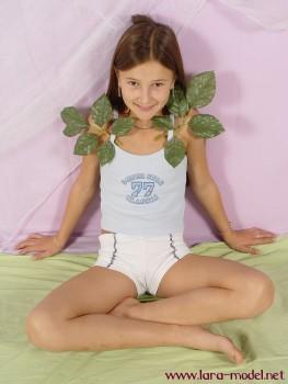 girl little model 100 nonude