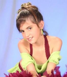 kacy teen model