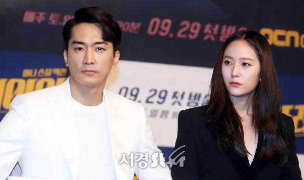 송승헌-정수정, 우월한 비주얼 (플레이어 제작발표회)