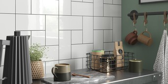 use tile laying patterns effectively
