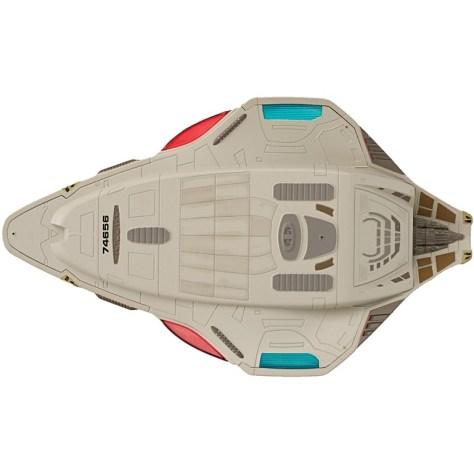 Delta Flyer XL Starship | Star Trek Official Starships Collection