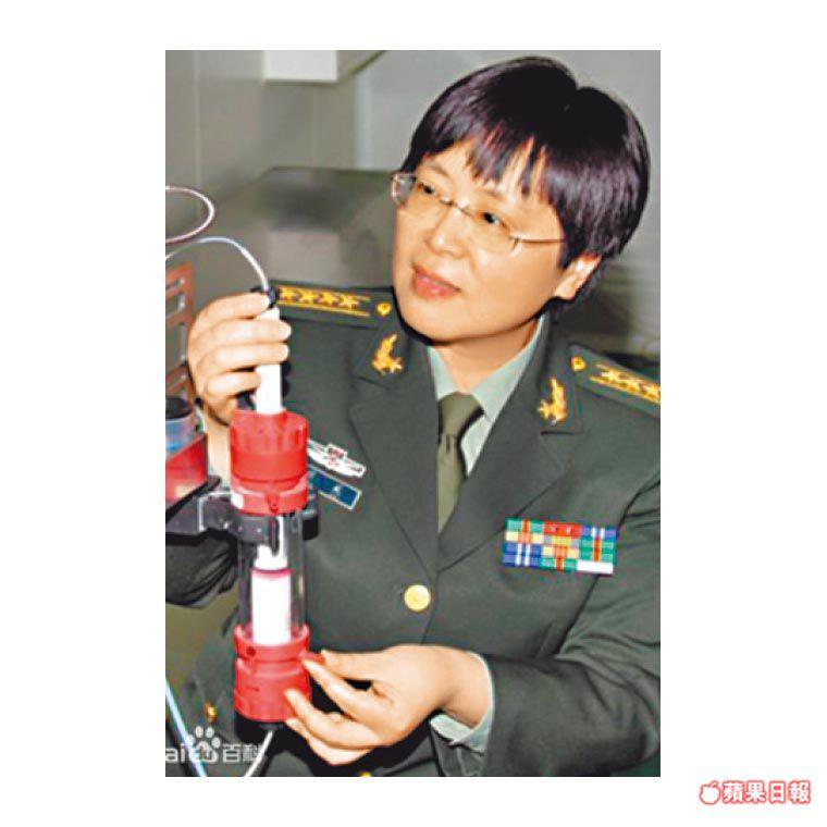 解放軍生化武器專家 傳接管武漢P4實驗室   蘋果新聞網   蘋果日報