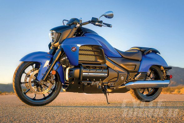 2017 Honda Valkyrie First Look Review