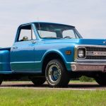 Hemmings Auctions Style To Spare 1970 Chevrolet C10 Custom Stepside