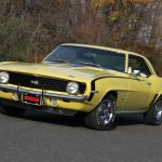 Hemmings Auctions Numbers Matching 1969 Chevrolet Camaro Ss 396