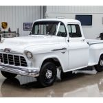Hemmings Auctions Rare Power Steering And Brakes 1956 Chevrolet 3100 V 8 Pickup