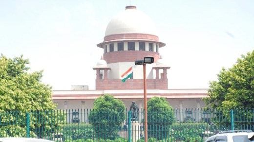 FIle photo of Supreme Court