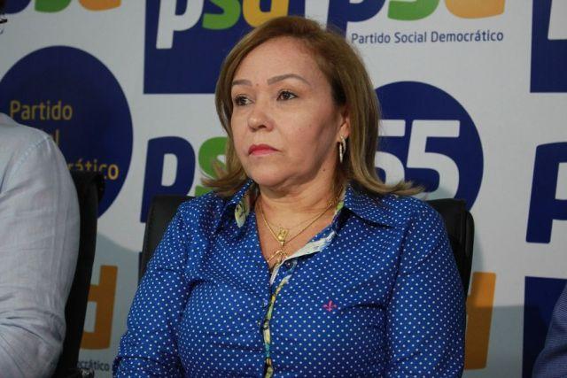 eva gouveia walla santos 8 - Eva Gouveia diz que Ivonete Ludgério desistiu do pleito para aderir a outra candidatura