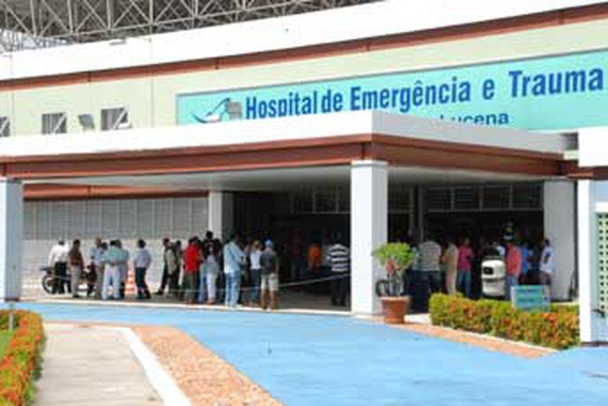 acidentes de moto lideram atendimentos no hospital de trauma na capital - Menina de três anos esbarra em espingarda do pai e bala atinge a cabeça
