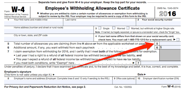 W10 Form Allowances 10 Unconventional Knowledge About W10
