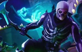 Skull Trooper Skin Is Finally Back In Fortnite And You Can Now
