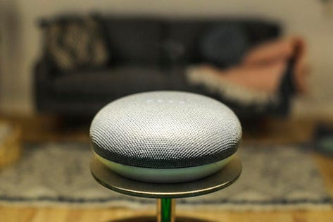 Google Chief Issues New Privacy Warning About Smart Speakers