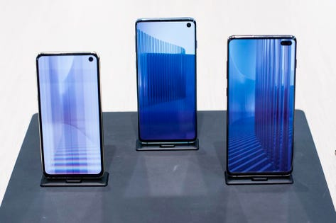 Samsung Warning: S10 And Note10 Users Told Replace The Fingerprints On Your Smartphones