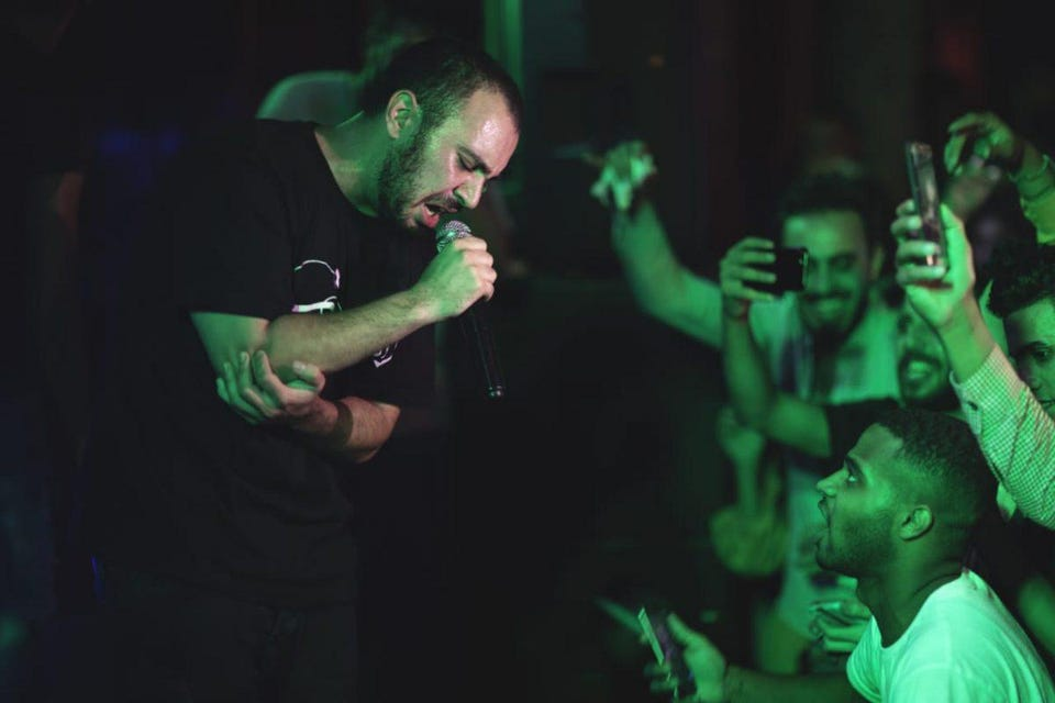 From Med School To Rapper: How The Synaptik Is Changing Arabic Rap