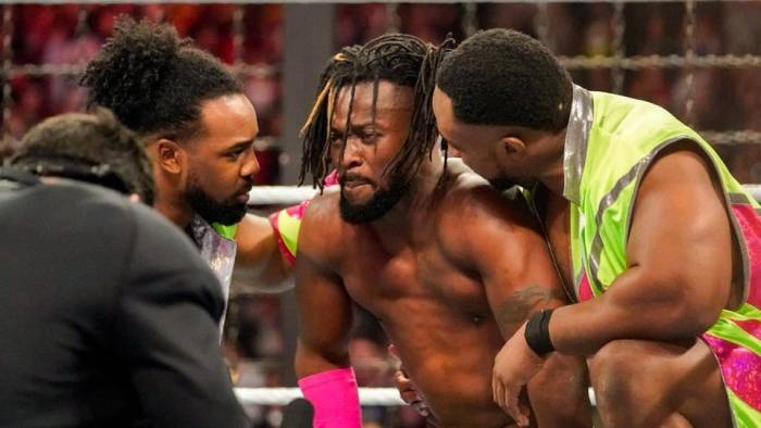 Kofi Kingston WWE WrestleMania 35 The New Day