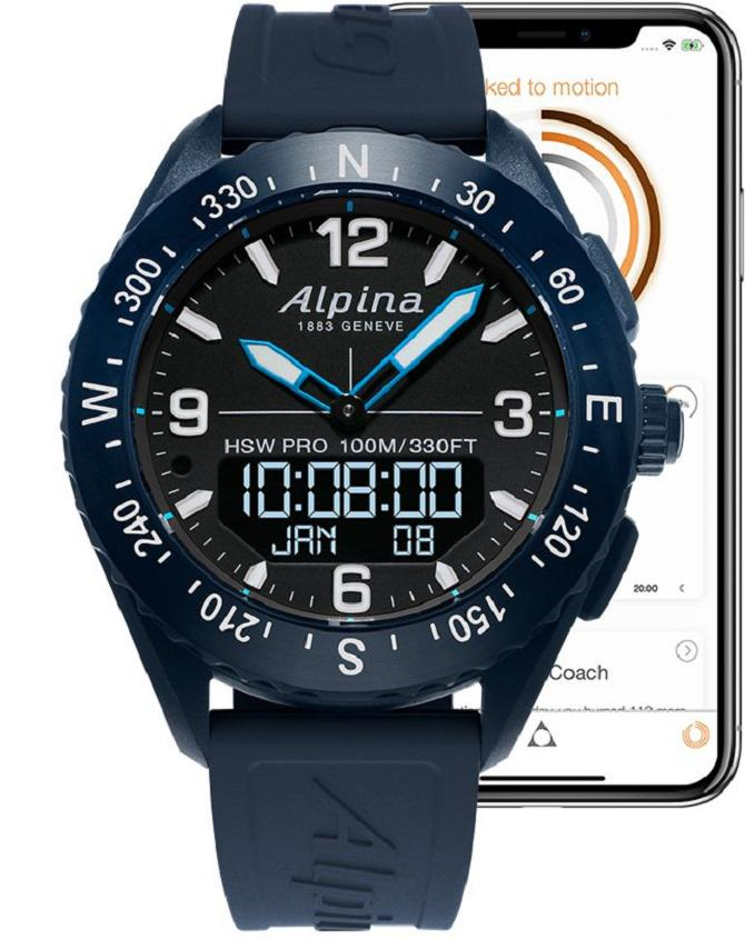 Alpina Geneve AlpinerX Smartwatch