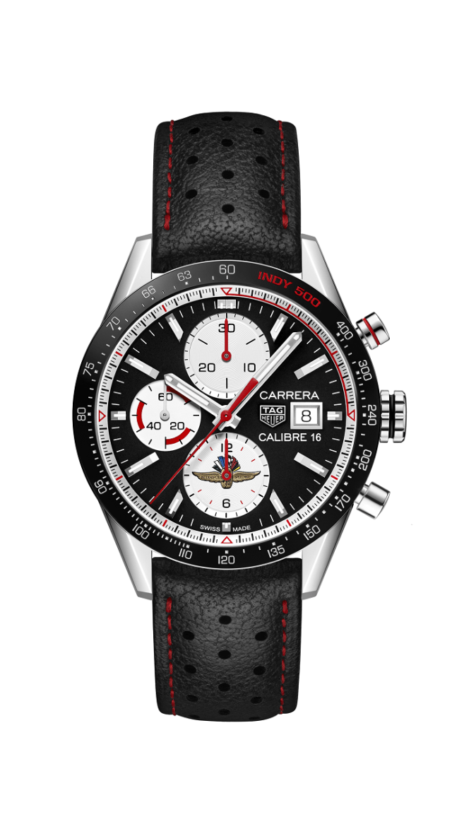 The Tag Heuer Carrera - Indy 500 Special Edition