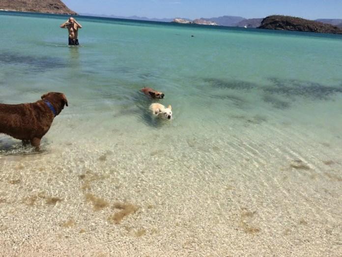 Santispak, Baja California Beach