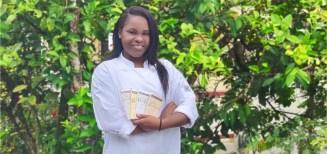 Maria Jackson of Cacoa Sainte Lucie