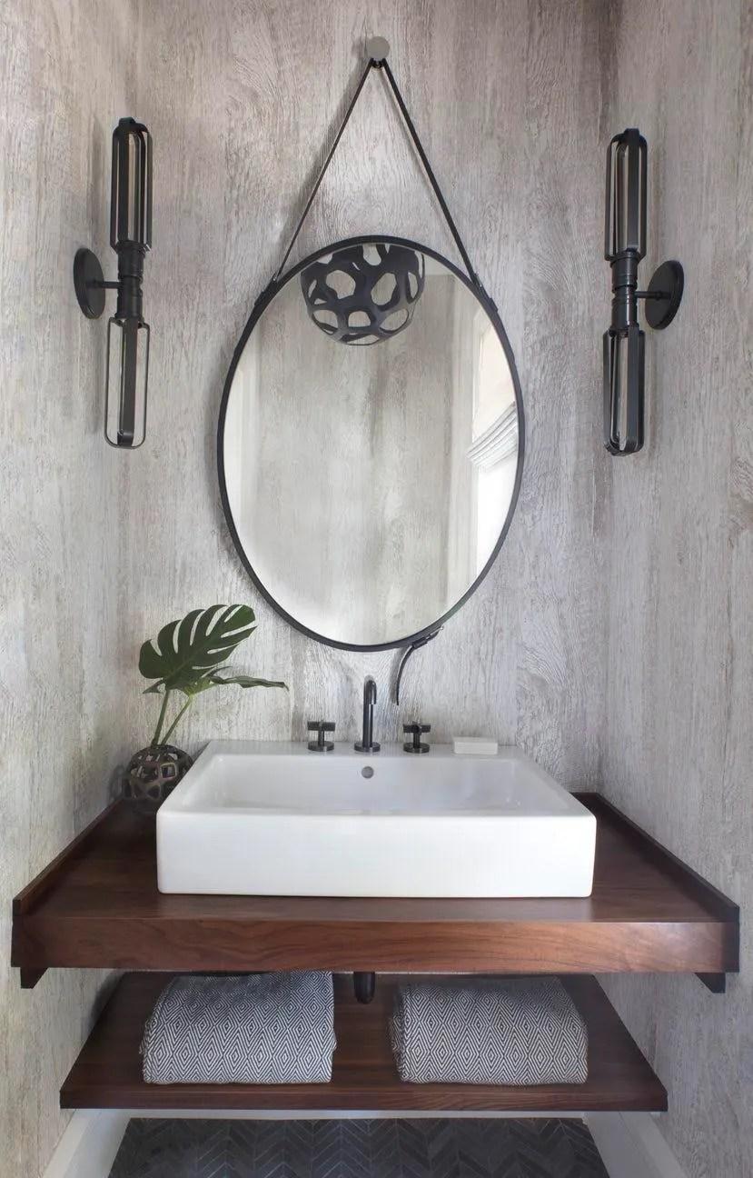 tips on choosing bathroom lighting