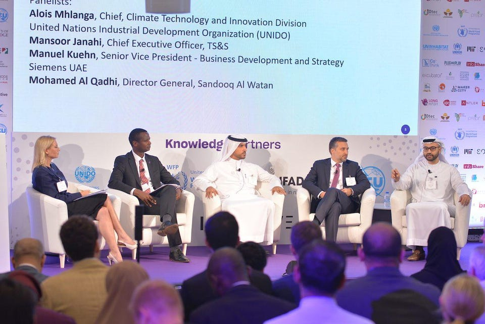 Why The United Arab Emirates Is In The Perfect Position To Take On Global Challenges