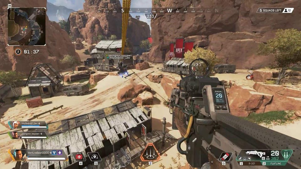 Apex Legends Leaked