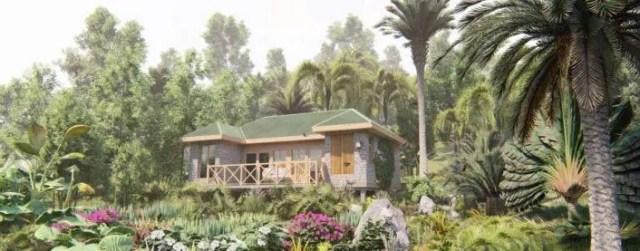 Jungle Bay Eco-Villa
