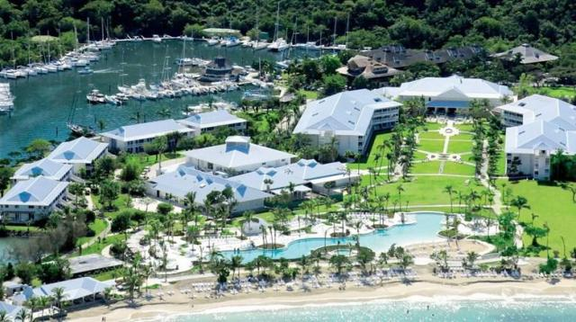 Secrets Resort will be on the former Riu Palace property in St. Martin
