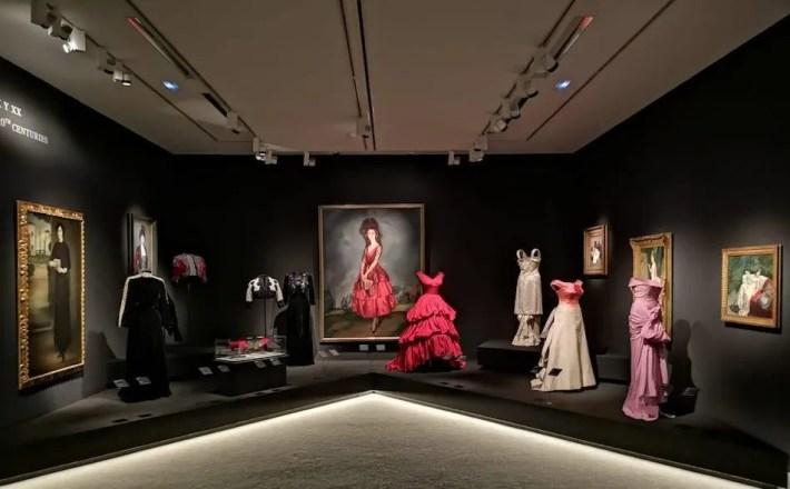 Balenciaga and Spanish PaintingatMuseo Nacional Thyssen-Bornemisza, Madrid